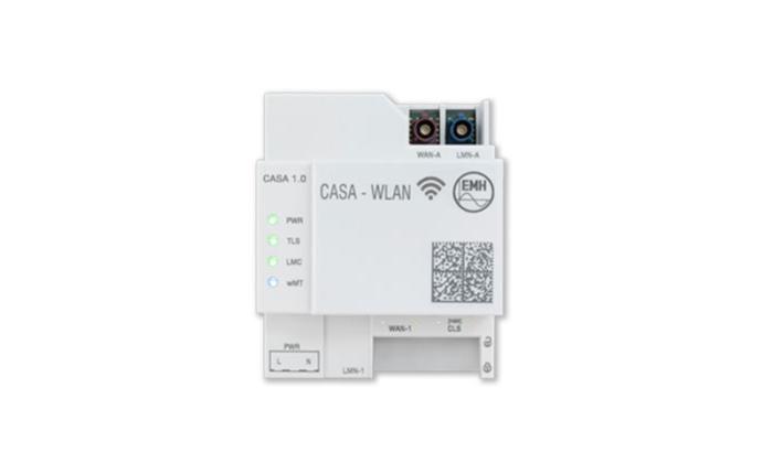 """EMH metering: Gateway """"CASA"""" kurz vor der Zertifizierung"""