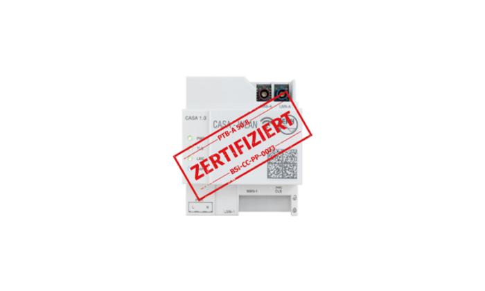 "EMH metering präsentiert zertifiziertes Gateway ""CASA"""