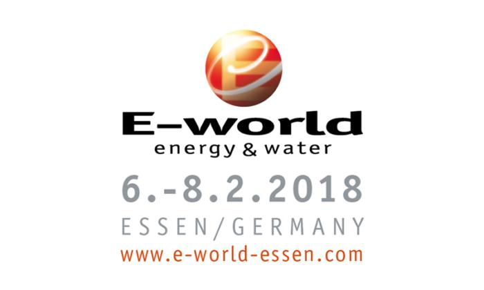 E-world Energy & water, 6. – 8. Februar 2018